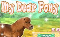 Играть онлайн Мой дорогой пони бесплатно