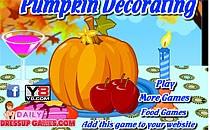 Играть онлайн Тыква на День благодарения бесплатно