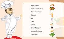 Играть онлайн Хлебный салат бесплатно