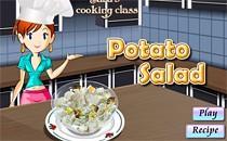 Играть онлайн Картофельный салат бесплатно