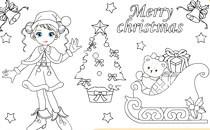 Играть онлайн Праздничная Девочка бесплатно