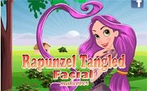Играть онлайн Макияж для прекрасной Рапуцель бесплатно