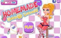 Играть онлайн Домашняя косметика бесплатно