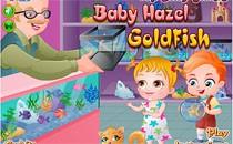 Играть онлайн Малышка Элен и золотая рыбка бесплатно