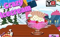 Играть онлайн Мороженое бесплатно