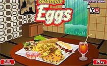 Играть онлайн Завтрак с яйцами бесплатно