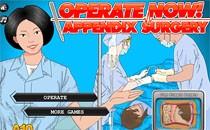 Играть онлайн Операция: удаление аппендикса бесплатно