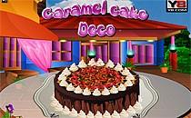 Играть онлайн Сладкий пирог из карамели бесплатно