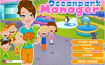 Играть онлайн Парк-океанариум бесплатно