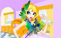 Играть онлайн Королева павлинов бесплатно