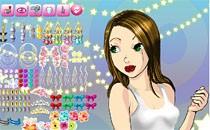 Играть онлайн Прическа для вечеринки бесплатно