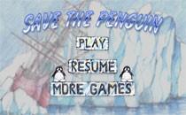 Играть онлайн Спаси Пингвина бесплатно