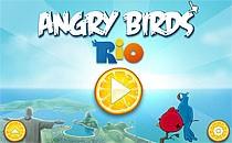 Играть онлайн Злые Птицы Рио бесплатно