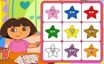 Играть онлайн Лото для Доры бесплатно