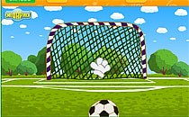Играть онлайн Смешарики Вратарики бесплатно