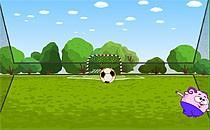 Играть онлайн Смешарики Футбол бесплатно