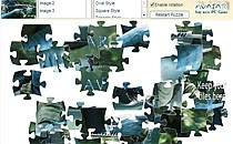 Играть онлайн Аватар паззл бесплатно
