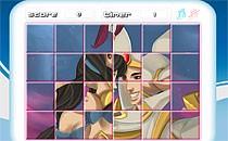 Играть онлайн Паззл Алладин бесплатно