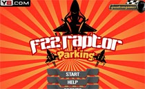 Играть онлайн F22 Раптор - парковка бесплатно