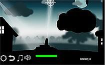 Играть онлайн Сбивание самолетиков бесплатно