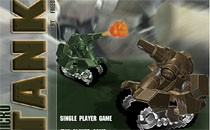 Играть онлайн Микро танки бесплатно