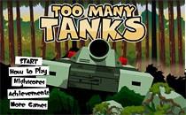 Играть онлайн Слишком много танков бесплатно