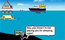 Играть онлайн Морские Сокровища бесплатно