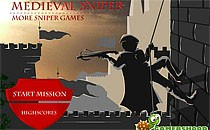 Играть онлайн Снайпер в Средневековье бесплатно