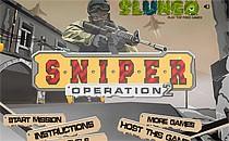 Играть онлайн Снайпер 2 бесплатно