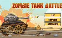 Играть онлайн Танк против зомби бесплатно
