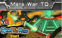 Играть онлайн Марсианские войны бесплатно