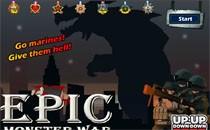 Играть онлайн Эпическая война монстров бесплатно
