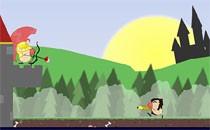 Играть онлайн Нападение на замок бесплатно