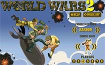 Играть онлайн Вторая Мировая Война бесплатно