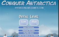 Играть онлайн Завоеватель Антарктики бесплатно