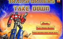Играть онлайн Атака Трансформеров бесплатно