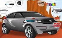 Играть онлайн Dacia Duster тюнинг бесплатно