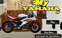 Играть онлайн Yamaha R6 бесплатно