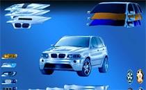 Играть онлайн BMW X5 бесплатно