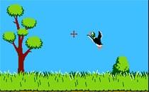 Играть онлайн Стрельба по уткам бесплатно