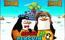 Играть онлайн Охота на пингвинов 2 бесплатно