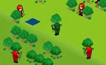 Играть онлайн Стратегия обороны бесплатно