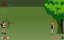 Играть онлайн Стрельба из лука бесплатно