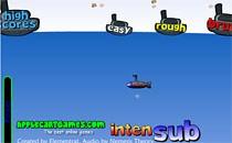 Играть онлайн Подводная лодка бесплатно