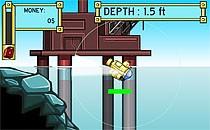 Играть онлайн Глубокое море бесплатно