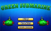 Играть онлайн Зеленая подводная лодка бесплатно