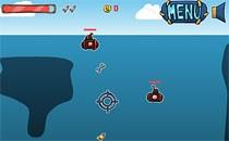 Играть онлайн Маленькая подводная лодка бесплатно