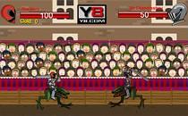 Играть онлайн Рейнджеры-рыцари бесплатно