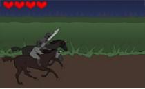 Играть онлайн Рыцарь против рыцаря бесплатно