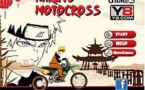 Играть онлайн Наруто - мотокросс бесплатно